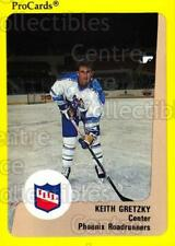 1989-90 ProCards IHL #101 Keith Gretzky