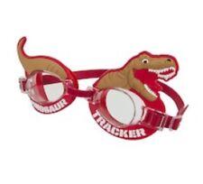 Jurassic World Dinosaur Tracker T-Rex Tyrannosaurus Swim Goggles Jurassic Park