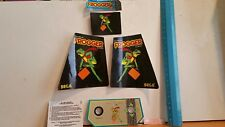 Pre cut decals for vintage electronic coleco tabletop mini arcade frogger