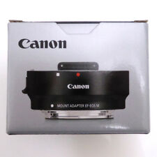 Canon EF-EOSM Lens mount adapter for EOS M NEW from Japan