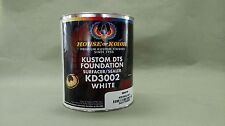 House Of Kolor HOK White Primer Kit 1 gallon KD3002 and 1 Quart KDA3000