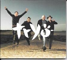 CD ALBUM DIGIPACK 14 TITRES--TRYO--CE QUE L'ON SEME--2008