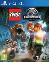 PS4 Spiel LEGO Jurassic World Dinosaurier NEUWARE