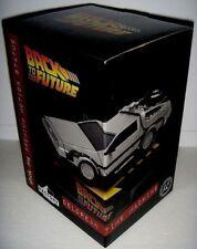 Back To The Future Delorean Premium Motion Statue Limited Edition #0711 of 2500