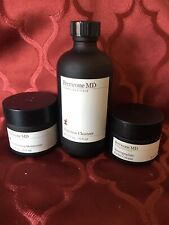 Perricone md Nutritive Cleanser Finishing Moisturizer & Facial Cream New