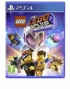 The LEGO Movie 2 (Playstation 4 PS4) Brand New & Sealed
