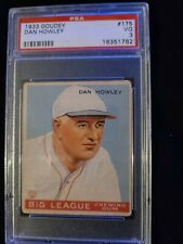 1933 Goudey Dan Howley #175 PSA 3 VG * Check out my other listings!