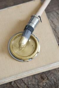 Jeanne d´Arc Living Vintage Paint Metallic Farbe 200 ml Gold Metall-Effekt JDL