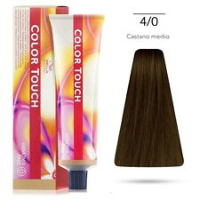 Color Touch Pure Naturals 4/0 Wella 60m