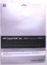 Power Support UPIS01 AFP Crystal Film Screen Protector For iPad 3rd Gen & iPad 2