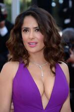 SALMA HAYEK Photo A4 192