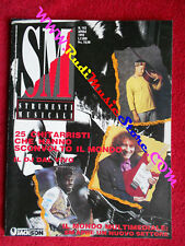 rivista STRUMENTI MUSICALI 142/1992 Leo Fender Fausto Rossi Max Kelly  No cd