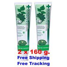 Toothpaste Dentiste White Plus Vitamin C&Xyitol Natural Nighttime Fluoride2x160g