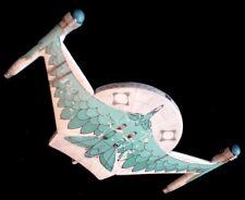 TOS Romulan Bird of Prey Hi-Resolution Decal Patterns!, 4 JPG files in 8 colors!