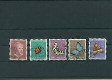 Switzerland Vintage Yearset 1952 Mi. 575-579 Postmarked Used pro Juventute