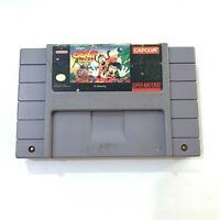 Disney's Goof Troop (Super Nintendo SNES) Game - Tested Working & Authentic!
