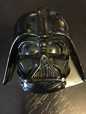 Star Wars Darth Vader Belt Buckle 2006 Black 3D Detailed Lucas Films