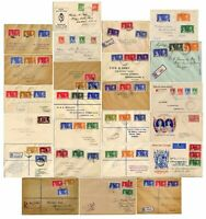 1937 Coronation FDC First Day Covers British Commonwealth.. Priced Individually