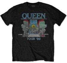 Queen 'Tour '80' T-Shirt - NEW & OFFICIAL!