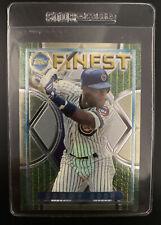 Topps Finest 1995 Sammy Sosa #197 Baseball Trading Card