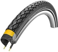 2x SCHWALBE MARATHON DELUXE EVOLUTION Double Folding Tyre 28 x 2.00 Black 700c