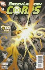 Green Lantern Corps #14C 2007 VF Stock Image