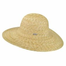 d4042486752 KANGOL Wheat Braid Diva 100% Wheat Straw in Natural-Medium-NWT