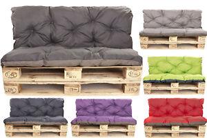 Coussins palette,coussins pour salon de jardin, intérieur,extérieurs,coussin