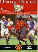 More details for 1998 1999 manchester united v tottenham  treble season