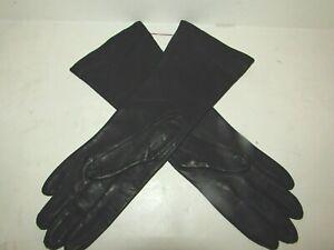 NWOT REYNOLDS & KENT Pickett Burlington Arcade Ladies Lambs Leather Gloves Size8