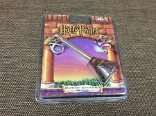 Harry Potter Motion Activated Broom Keyring- NEW and SEALED Hasbro  - AGE 8+