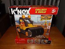 K'Nex, Collect & Build, Construction Crew Steam Roller # 3, Nib