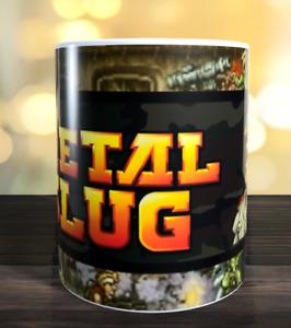 Metal Slug retro arcade game Marquee Mug