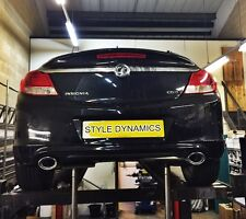 VAUXHALL INSIGNIA CDTI.DUAL EXHAUST CONVERSION,CUSTOM.PERFORMANCE EXHAUST