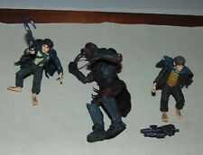 FOUR! Action Figures LORD OF THE RINGS Marvel