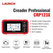 LAUNCH OBD2 Scanner Car Code Reader CRP123X Engine/Transmission/ABS/Airbag Reset