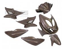 Cubierta Kit de Disfraces Marrón 9 piezas de Revestimiento para YAMAHA AEROX