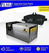 Front European Brake pads for Mercedes Benz C43 AMG W205