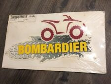 "New CanAm Bombardier Atv Decal Sticker Graphic Large 10.5"" X 5"" 2860120000"