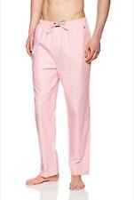 Polo Ralph Lauren Para Hombres Puro Algodón Pijama Pantalones Grande-Oxford Rosa