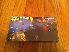 1998 Volkswagen Volkswagon Passat Welcome Safety Performance VHS Owners Video