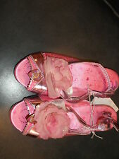 DISNEY STORE Girls Princess Aurora Sleeping Beauty Costume Shoes NEW size 11/12