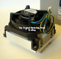 Intel Xeon Quad Core Heatsink + Fan for E5405-E5410-E5420-E5430 - SKT LGA771 New