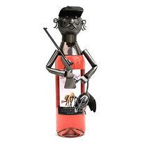 Hunter Metal Wine Bottle Holder