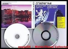 "CRASHER LIVE ""Marco V - Scott Bond"" (2 CD) Electro 2003"