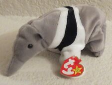 Ty Beanie Baby Ants the Anteater 5th Generation Hang Tag 1997