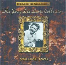 Jerry Lee Lewis: the Jerry Lee Lewis Collection-Volume Two/CD/COME NUOVO