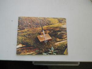 Sheaffer's Vintage l970 Desk Set Catalog--20 pages with retail prices