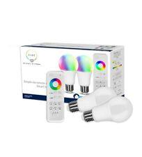Müller-Licht E27 LED TINT Starterset Leuchtmittel 9,5W Smart Home Beleuchtung