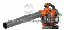 Husqvarna 125BVx Hand Held Leaf Blower / Vac-Kit Vacuum Gas 2 Cycle 28cc